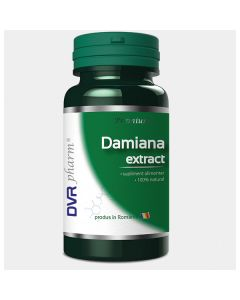 Damiana Extract 60 capsule DVR Pharm