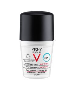 Vichy Homme Roll-on eficacitate 48h anti-urme 50 ml