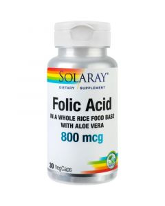 Acid Folic 800 mg Secom