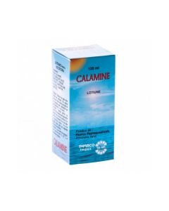 Calamine Lotiune 120 ml Pharco