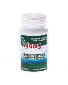 Colon-Care 30 capsule Adams Vision
