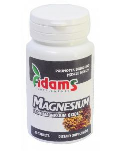 Magnesium 375 Mg Adams Vision