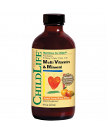 Multi Vitamin&Mineral 237 ml Childlife Essentials Secom