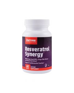 Resveratrol Synergy 60 tablete Secom