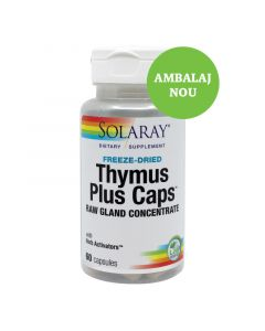 Thymus Plus Caps 60 capsule Secom