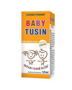 BabyTusin Advanced Kids Sirop 125 ml Cosmopharm