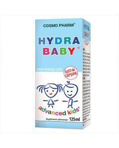 Hydra Baby Advanced Kids Sirop 125 ml Cosmopharm