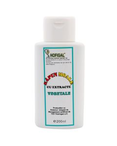 Sapun moale vegetal 200 ml Hofigal