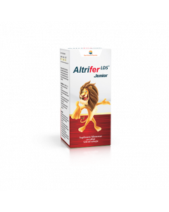 Altrifer LDS Junior solutie 120 ml Sun Wave Pharma