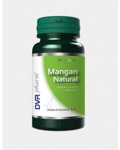 Mangan Natural 60 capsule DVR Pharm