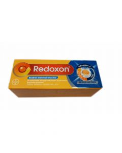 Redoxon Triple Action 10 comprimate efervescente Bayer