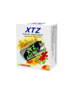 XTZ 30 Tablete masticabile  Parapharm